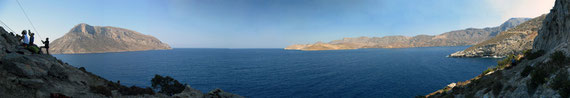 Kasteli Climbing Sector, Kalymnos