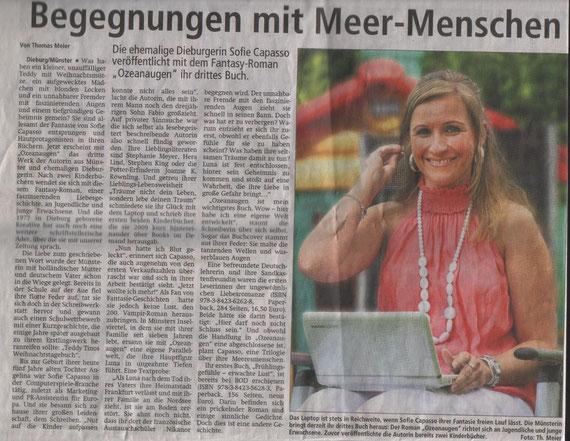 Dieburger Anzeiger im Juni '11