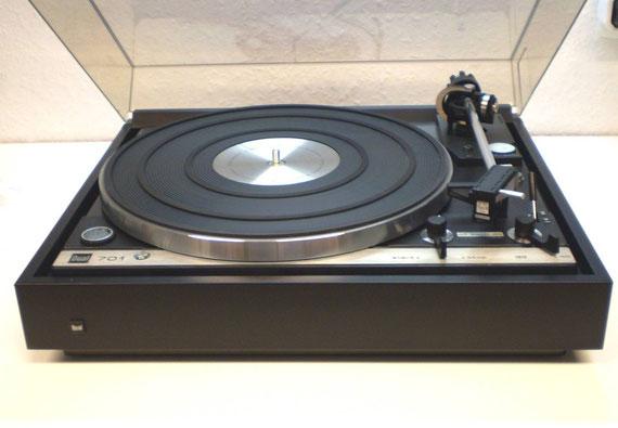 DUAL 701 schwarz 1.Serie