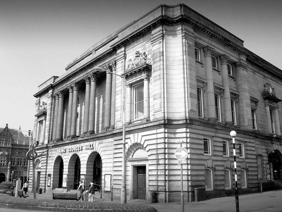 King George's Hall, Blackburn
