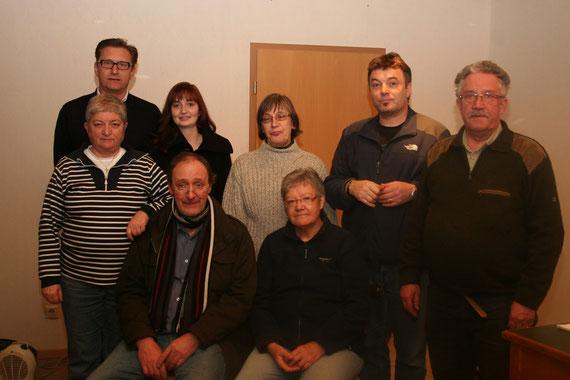 Das Ensemble für das Stück 2011