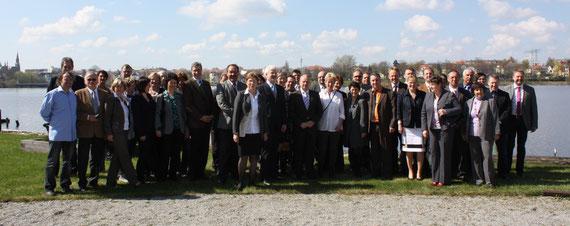 Teilnehmer der Vorständeversammlung