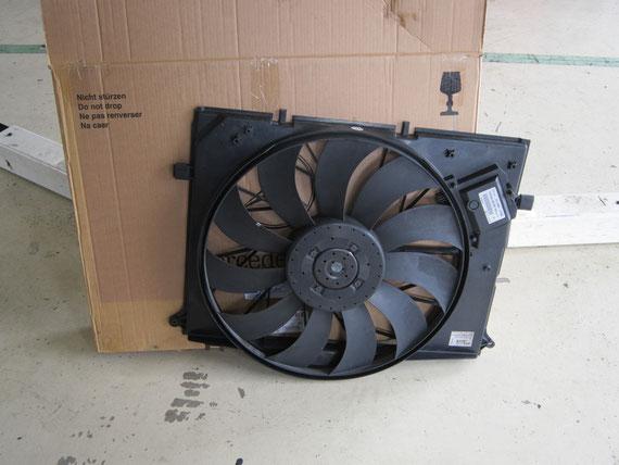 CL600 ラジエターファン