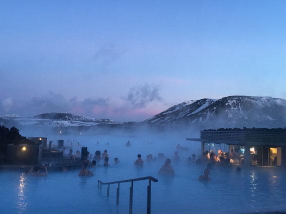Blue Lagoon terme Islanda Grindavik