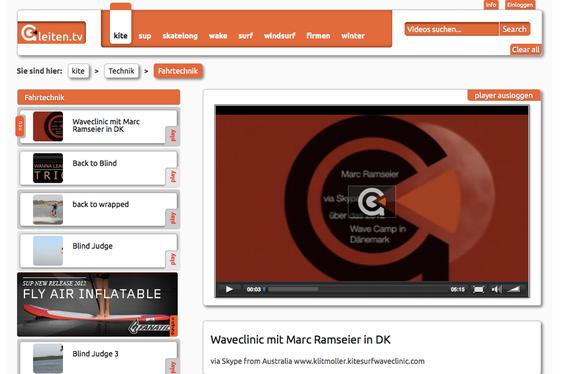 Gleiten.tc Interview mit Marc Ramseier