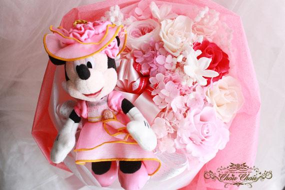 プロポーズの花束 ディズニー