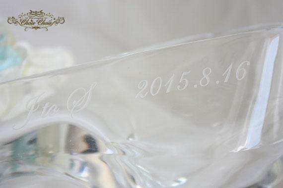 ガラスの靴 ディズニー プロポーズ シンデレラ