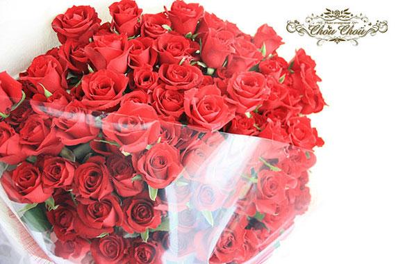 ディズニー プロポーズ ミラコスタ 108本 バラ  花束 一輪のバラ  ガラスドーム  プリザーブドフラワー オーダーフラワー  シュシュ chouchou