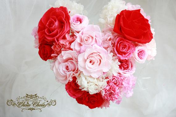 ディズニー プロポーズ 花束 薔薇 注文 プリザーブドフラワー ミッキー  ミラコスタ ランドホテル アンバサダー