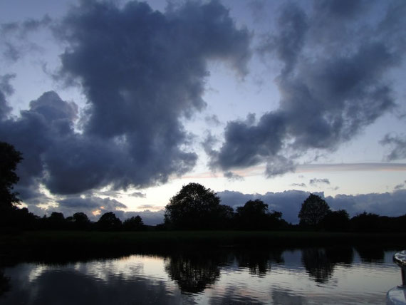 Abendstimmung bei Tully Inishmore