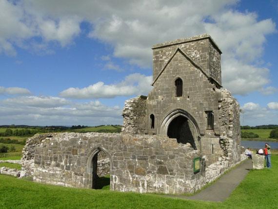 Kloster auf Devenish Island