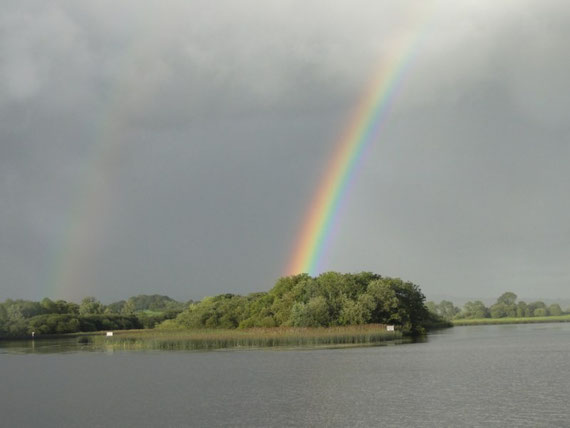 Doppel-Regenbogen