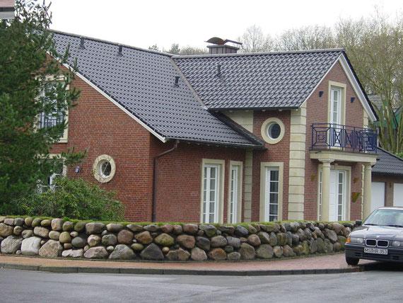 Bild2: eingangs-/wohnraumerweiterung durch giebelanbau