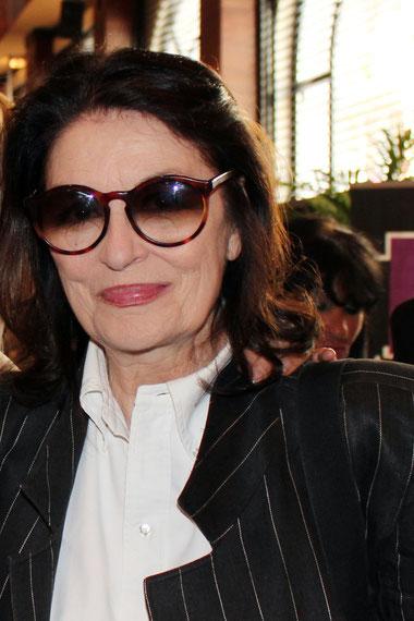 Anouk Aimé - Festival de Cannes 2011 © Anik COUBLE