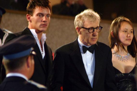 Woody ALLEN - Festival de Cannes 2005 © Anik COUBLE