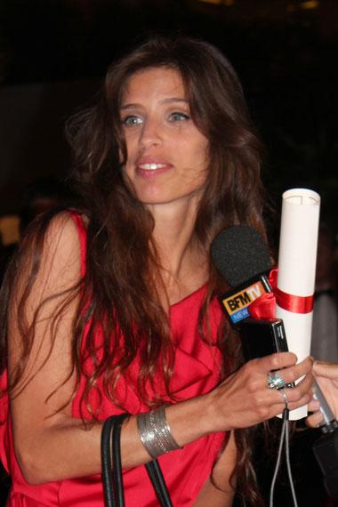 Maïwenn - Festival de Cannes 2011 © Anik COUBLE