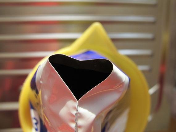 """""""Das Tetrapack hat kein Herz"""", sagt die estnische Schlauchmilch"""