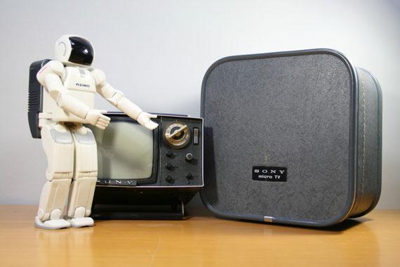 SONYマイクロテレビ