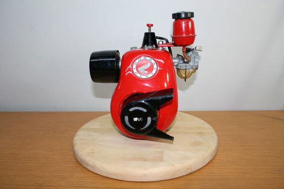 Honda Engine T10 (Cuby)