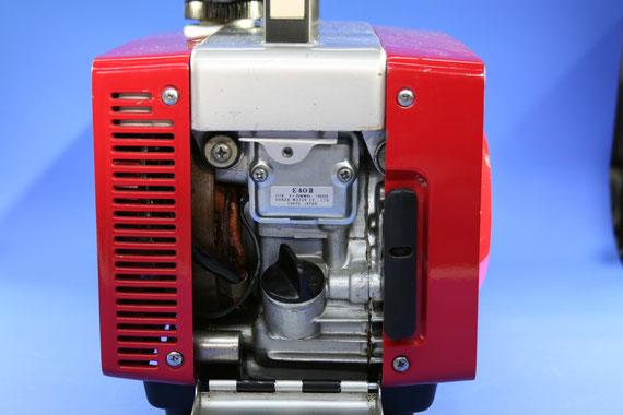 E40 Ⅱのマーク 117V 2×20W 195cps(195Hz)