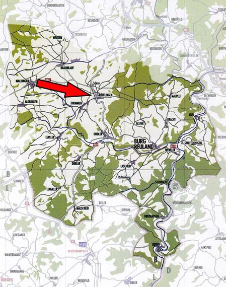 Burg-Reuland - Ouren