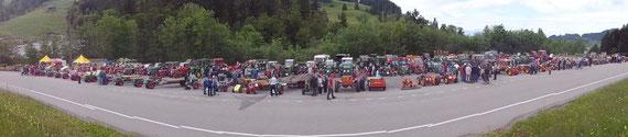 Panoramabild Platz Süd