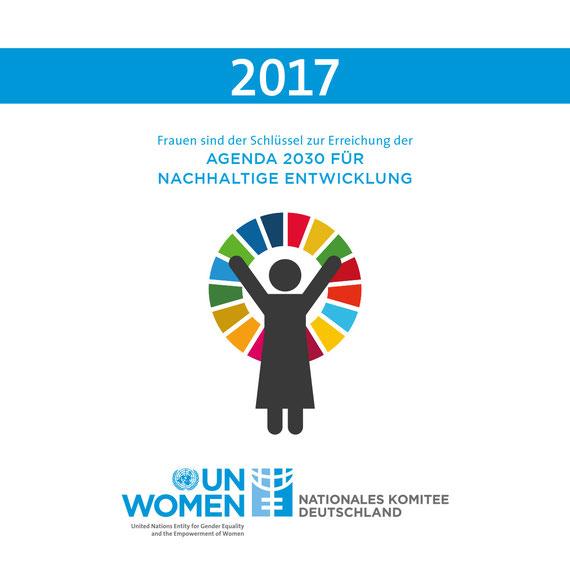 UN Women Kalender 2017, print
