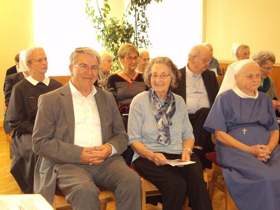 Culte au Home Bethesda Strasbourg, le 11octobre 2014