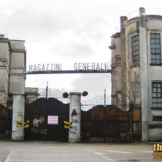Alle porte di Verona, nelle zone adiacenti alla Fiera, si trova il complesso di edifici che un tempo fungeva da magazzini generali e celle frigorifere. La particolare e caratteristica formula costruttiva di questi edifici ha portato ad un piano di ristrut