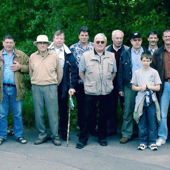 Vatertagsausflug am 5.5.2005