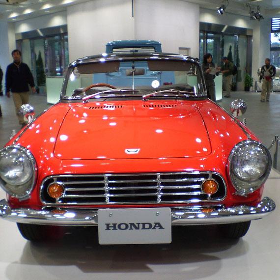 HONDA S 500