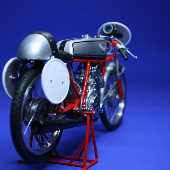 1962 / ホンダ CR110 カブ レーシング