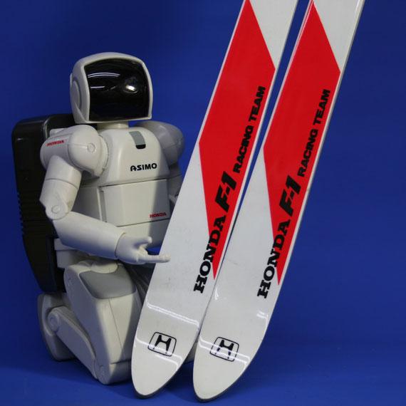 スキー板 ATOMICの展示品
