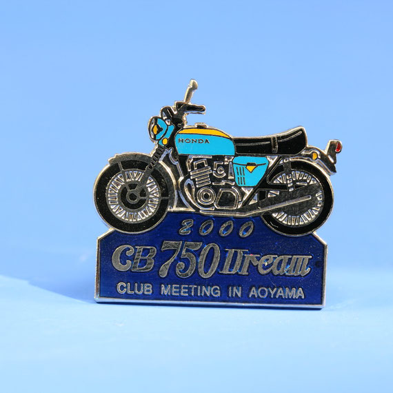 CB750 Dream MEETING CLUB IN AOYAMA 2000