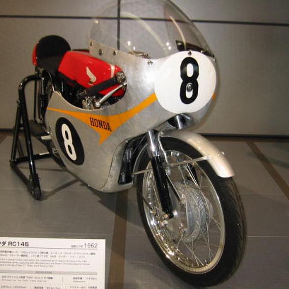 ホンダ RC145 (1962)