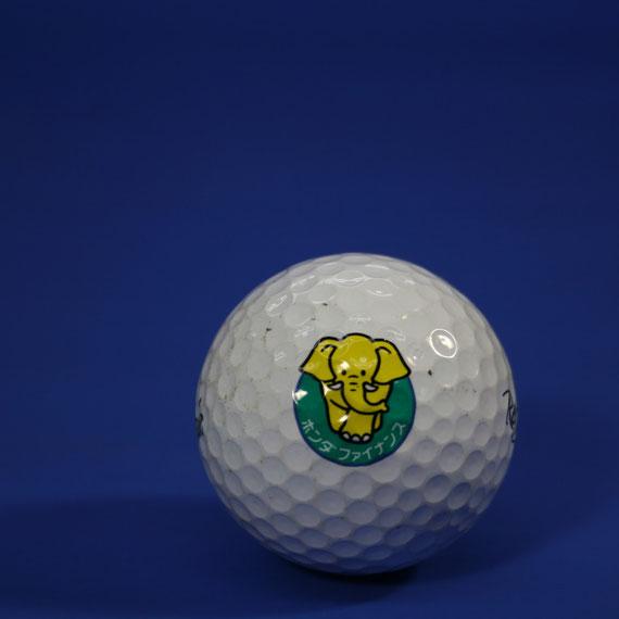 ホンダファイナンス ゴルフボール