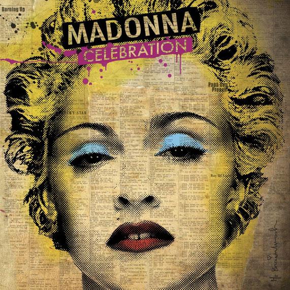 ※1:マドンナの『セレブレーション』のカバーアートに使用されたブレインウォッシュの作品。