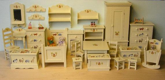 """ Old Noah's Ark Furniture"""