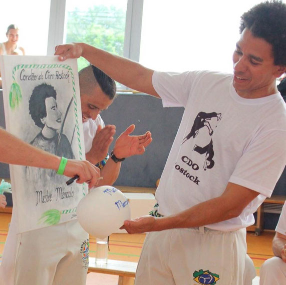 Mestre Marcelo CDO