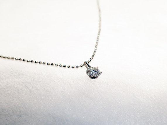 ダイヤモンドと共に想いは引き継がれる。お家で眠らせておくよりずっと気分が良いですよ