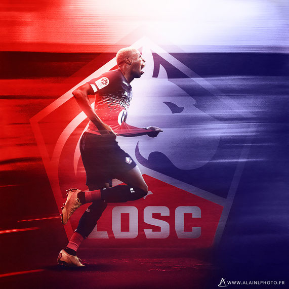 Victor Osimhen - LOSC Lille