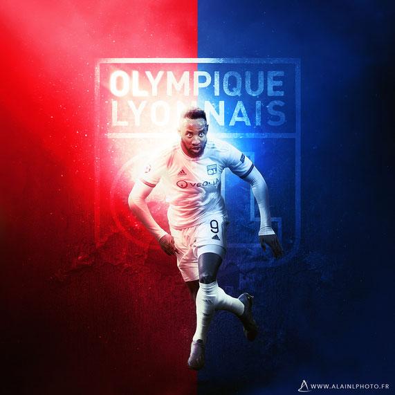 Moussa Dembélé - Olympique Lyonnais