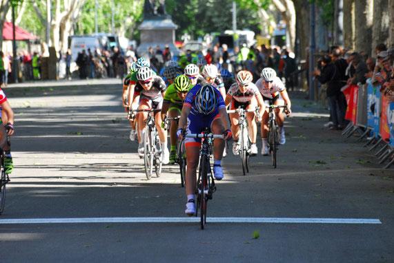 Sprint au tour du Languedoc