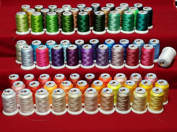 Alle aktuell 76 Farben Multitalent 40
