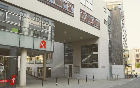 Ergotherapie Praxis Christine Frotscher Ärztehaus Händelhauskarree Kleine Marktstraße 3