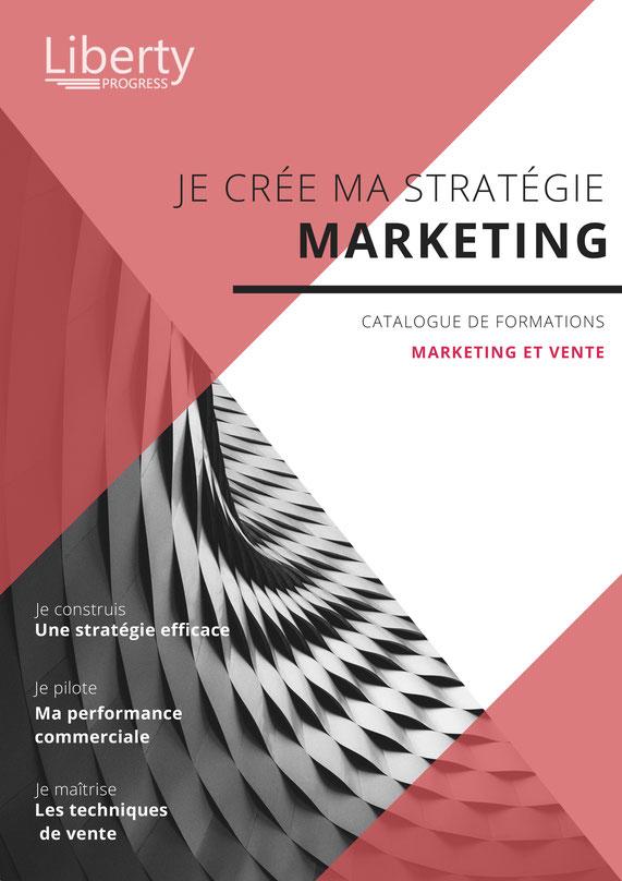 formation marketing et vente