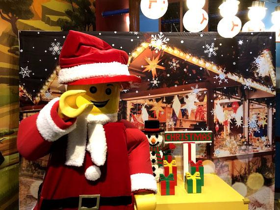 レゴ レゴブロック レゴランド クリスマス