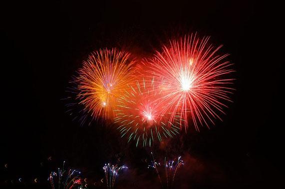 Ein Feuerwerk der Gefühle; Quelle: pixabay.com