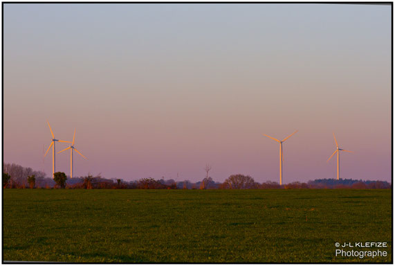 Èoliennes de Derval/Lusanger vues de Jans (route de Marsac/Treffieux). #environnement, #aérogénérateur, #éolienne, #pollution, #ondes, #infrasons, #infra-sons, #ADEJ, #association, #défense