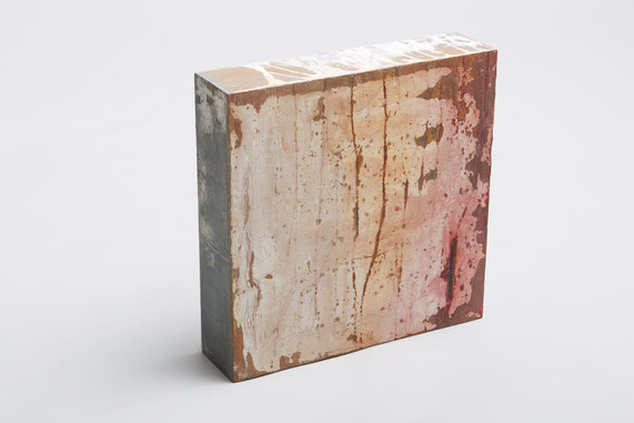 Holz, Oelfarbe